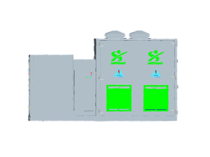 YBNA-DC1000/40.5-1000型集成预装式变电站