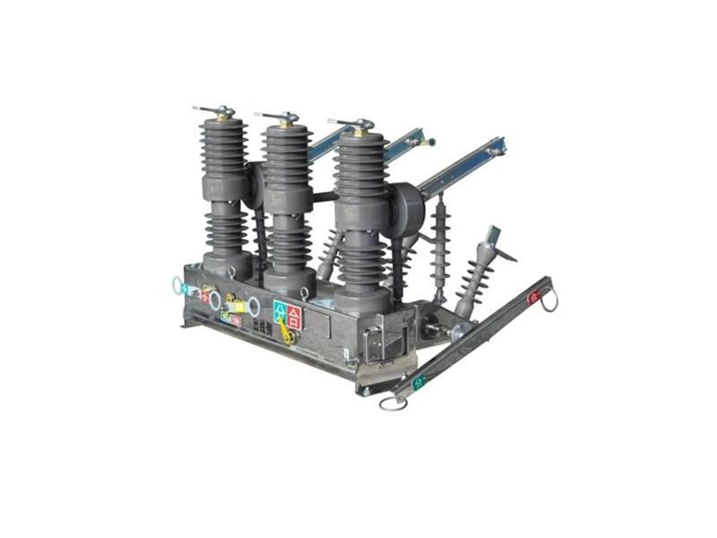 ZW32-12型户外高压交流真空断路器