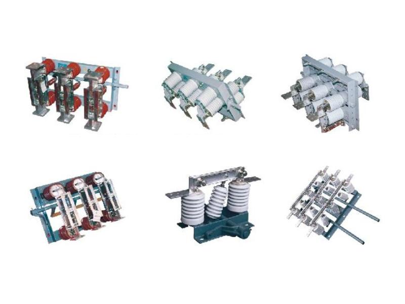 1.我公司生产的户内高压隔离开关系列,开关主导电体采用T2铜一次成型技术,提高了开关的通流能力。 2.开关采用特殊瓷质作为绝缘介质,使其绝缘水平和机械强度大大提高,运行更加安全可靠。 3.开关可手动操作也可电动操作,其操作力小,结构简单,维修方便,对环境无污染。