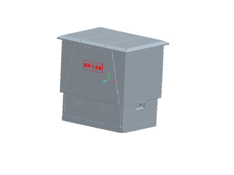 DFW8A-12型户外高压交流金属封闭电缆分接开关设备