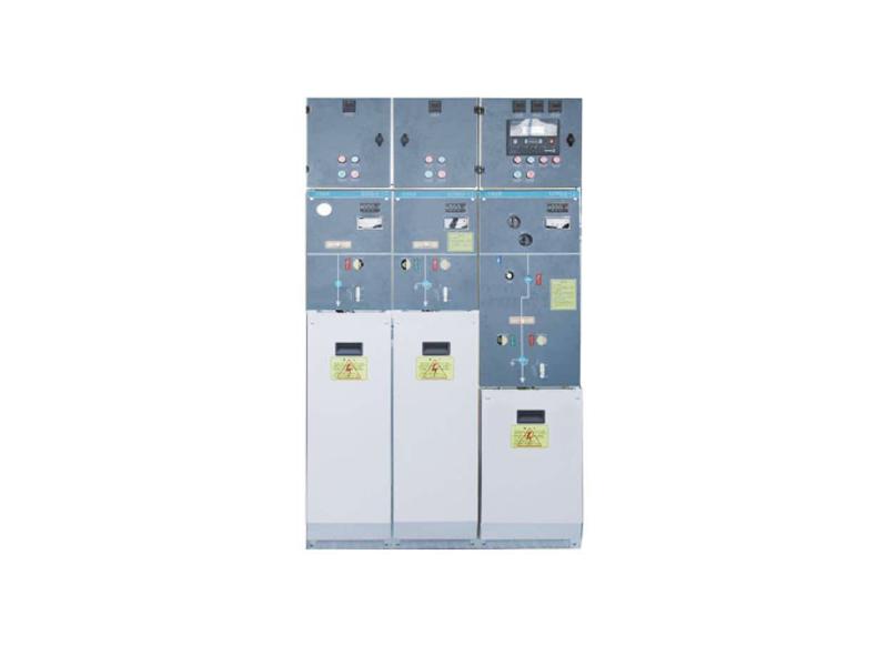 XGN86A-12系列箱式气体绝缘金属封闭环网柜