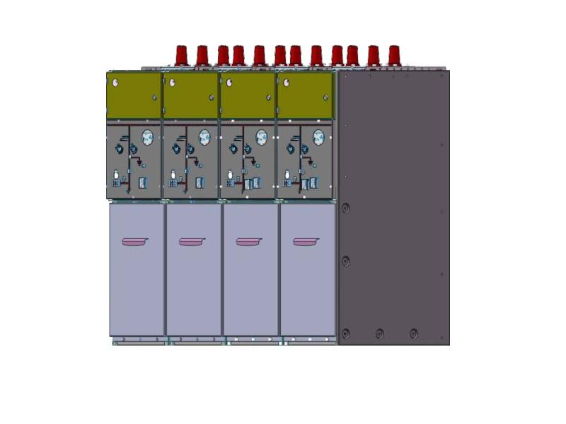 XGNA-12箱型固定式户内(环保)气体绝缘交流金属封闭开关设备