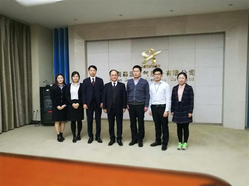 2016年11月韩国YH亚虎真人|亚虎官网V-tech来访YH亚虎真人|亚虎官网,并签订代理协议。