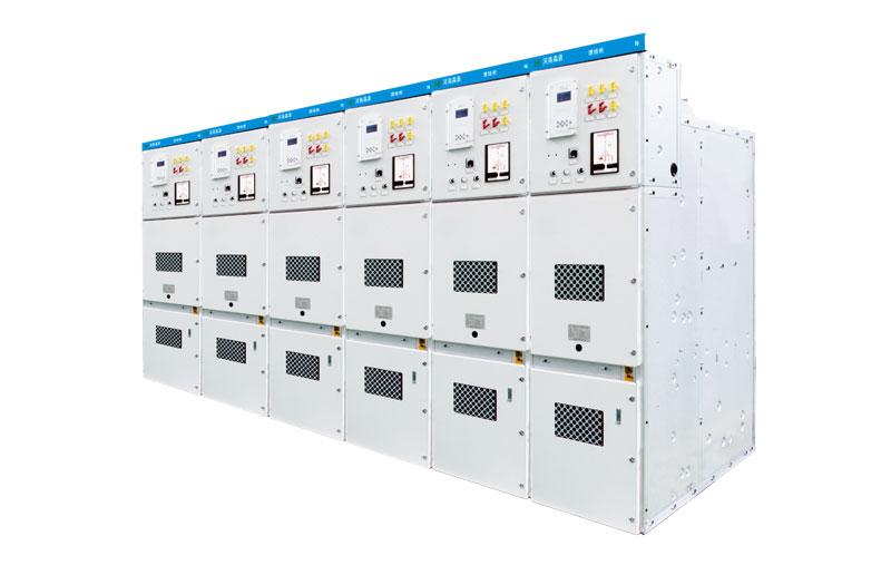 KYN28A-12 型铠装移开式户内交流金属封闭开关设备